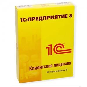 1С:Предприятие 8. Клиентская лицензия на 1 рабочее место (USB)